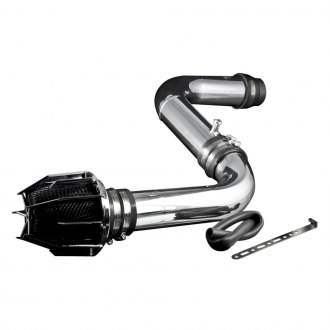 Weapon-R® - Dragon Polished Short Ram Air Intake System