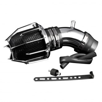 Weapon-R® - Dragon Aluminum Polished Short Ram Air Intake System
