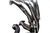 Weapon-R® - Stainless Steel Race Header