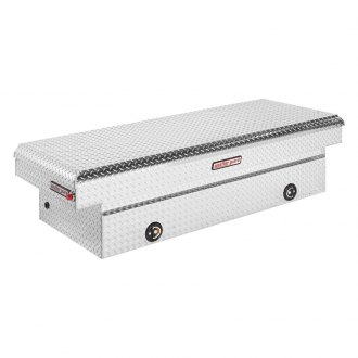 Weather Guard® - Wide Single Lid Saddle Tool Box