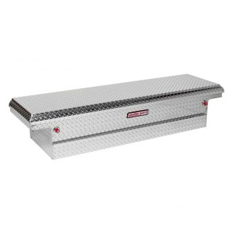 Weather Guard® - Low Profile Single Lid Saddle Tool Box