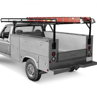 Weather Guard® - Steel Service Body Rack