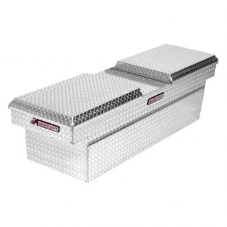 Weather Guard® - Standard Dual Lid Gull Wing Crossoover Tool Box