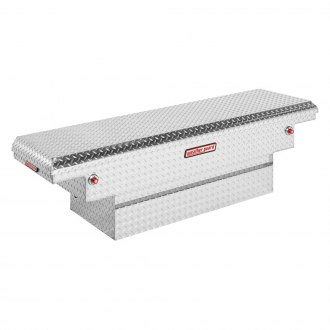 Weather Guard® - Low Profile Stair Notches Single Lid Crossover Tool Box
