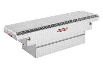 Weather Guard® - Compact Low Profile Saddle Tool Box