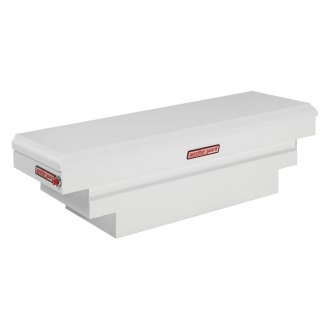 Weather Guard® - Deep Stair Notches Single Lid Crossover Tool Box