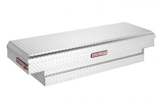 Weather Guard® - Compact Standard Saddle Tool Box