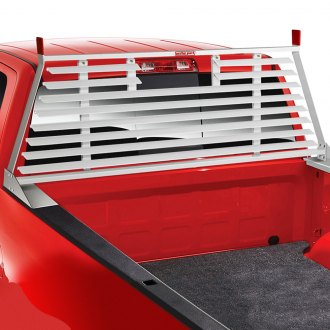 Weather Guard® - PROTECT-A-RAIL™ Steel Louvered Cab Protector