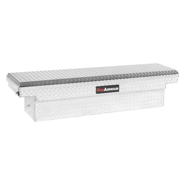 Weather Guard® - Red Armour Narrow Single Lid Crossover Tool Box