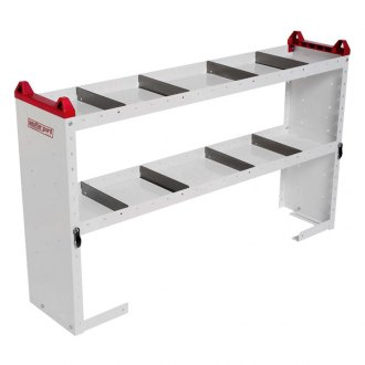 Weather Guard® - Heavy Duty Adjustable 2 Shelf Unit