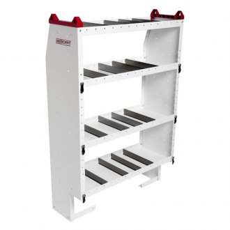 Weather Guard® - Heavy Duty Adjustable 4 Shelf Unit