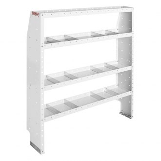 Weather Guard® - Adjustable 4 Shelf Unit