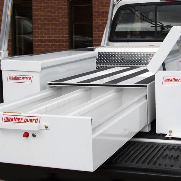 Weather Guard Truck Tool Boxes Amp Van Shelving Carid Com