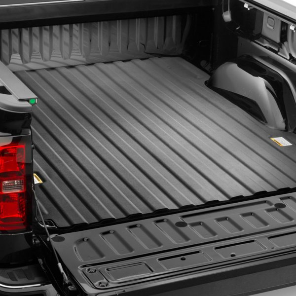 Image may not reflect your exact vehicle! WeatherTech® - UnderLiner™ Bed Liner, In Use