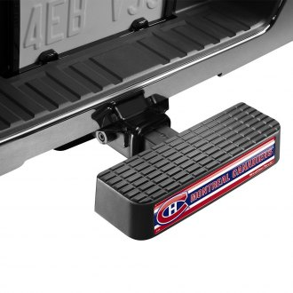 "WeatherTech® - Black BumpStep™ NHL™ Teams for 2"" Receivers"