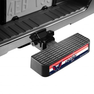 "WeatherTech® - BumpStep™ NHL™ Teams Black Hitch Step for 2"" Receivers"