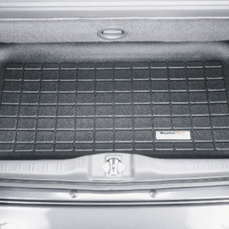 WeatherTech® - Black Cargo Liner (3rd Row Seat Well Area)