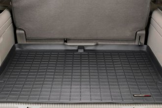 WeatherTech® 40150 - Cargo Liner (Black, Behind 3rd Row)