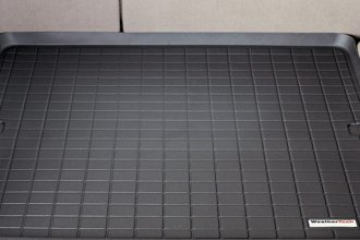 WeatherTech® 40189 - Cargo Liner (Black, Behind 2nd Row)