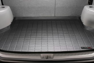 WeatherTech® 40201 - Cargo Liner (Black, Behind 2nd Row)