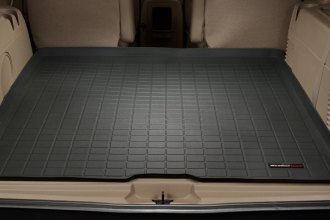 WeatherTech® 40222 - Cargo Liner (Black, Behind 2nd Row)