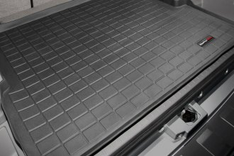 WeatherTech® 40228 - Cargo Liner (Black, Cargo Area Floor)