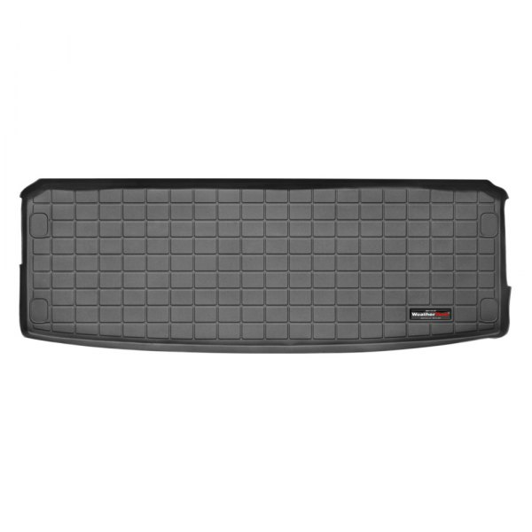 WeatherTech® - Cargo Liner - Behind 3rd Row, Black