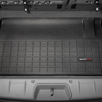 WeatherTech® - Cargo Liner (Black, Behind 3rd Row)