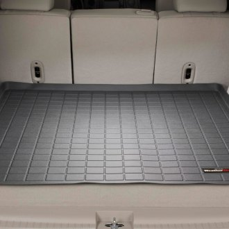 WeatherTech® - Cargo Liner (Black, Behind 2nd Row Seats)