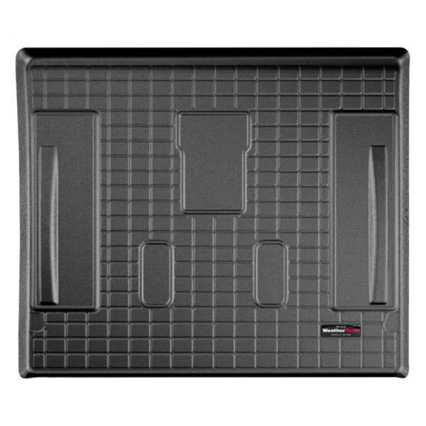 WeatherTech® - Cargo Liner - Behind 2nd Row, Black