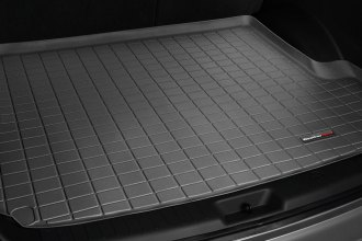 WeatherTech® 40317 - Cargo Liner (Black, Behind 2nd Row)