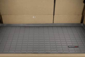 WeatherTech® 40322 - Cargo Liner (Black, Behind 3rd Row)