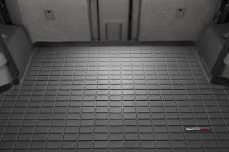 WeatherTech® 40328 - Cargo Liner (Black, Behind 2nd Row)