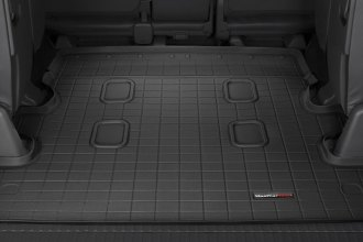 WeatherTech® 40356 - Cargo Liner (Black, Behind 2nd Row)