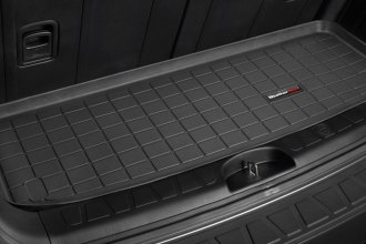 WeatherTech® 40368 - Cargo Liner (Black, Behind 3rd Row)