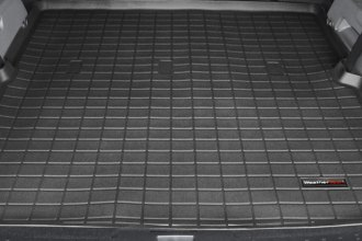 WeatherTech® 40378 - Cargo Liner (Black, Behind 2nd Row)