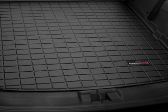 WeatherTech® 40398 - Cargo Liner (Black, Behind 2nd Row)