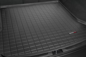 WeatherTech® 40403 - Cargo Liner (Black, Behind 2nd Row)