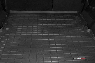 WeatherTech® 40406 - Cargo Liner (Black, Behind 2nd Row)