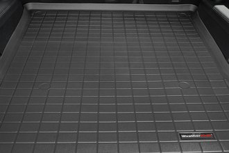 WeatherTech® 40408 - Cargo Liner (Black, Behind 2nd Row)