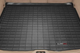 WeatherTech® 40417 - Cargo Liner (Black, Behind 2nd Row)