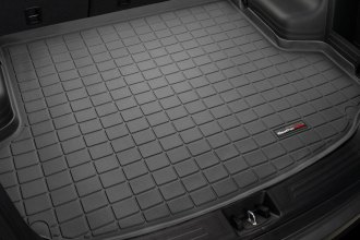 WeatherTech® 40454 - Cargo Liner (Black, Behind 2nd Row)