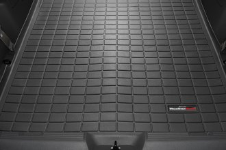 WeatherTech® 40471 - Cargo Liner (Black, Behind 2nd Row)