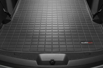 WeatherTech® 40489 - Cargo Liner (Black, Behind 2nd Row)