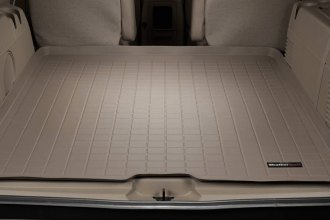 WeatherTech® 41222 - Cargo Liner (Tan, Behind 2nd Row)