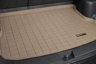 WeatherTech® 41275 - Cargo Liner (Tan, Behind 2nd Row)