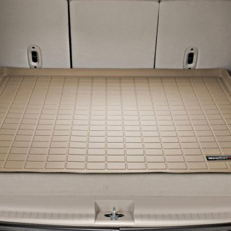WeatherTech® - Cargo Liner (Tan, Behind 2nd Row Seats)