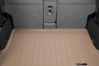 WeatherTech® 41295 - Cargo Liner (Tan, Behind 2nd Row)