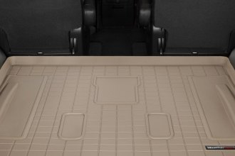 WeatherTech® 41306 - Cargo Liner (Tan, Behind 2nd Row)