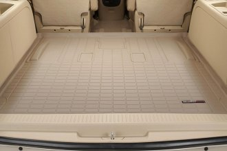 WeatherTech® 41310 - Cargo Liner (Tan, Behind 2nd Row)